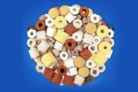 Multicolored Ceramic Rings