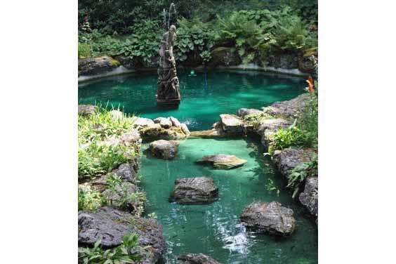 Fountain Ponds