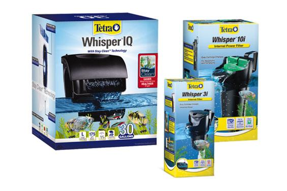 Whisper In-Tank Filter